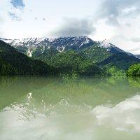 озеро Рицца :: Василий Каштанюк
