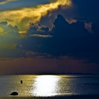 старик и море. :: Frol Polevoy