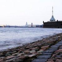 Петропавловская крепость. :: Frol Polevoy