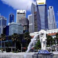 Символ Сингапура :: михаил кибирев