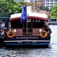 Транспорт в Бангкоке :: михаил кибирев