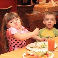 Салат попался какой -то не салат :: Таня Харитонова