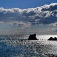 Серебряное море :: Ольга Голубева
