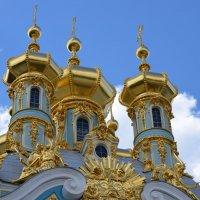 Екатерининский дворец :: Алёна Мартынцова