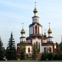 Церковь Веры, Надежды, Любови и матери их Софии... :: Наталья Агеева