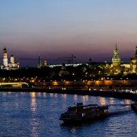 Москва вечерняя :: Константин Сафронов