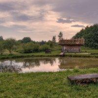 Тёплый закат :: Оксана Ермихина