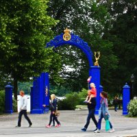 Королевские Ворота.(Стокгольм) :: Александр Лейкум