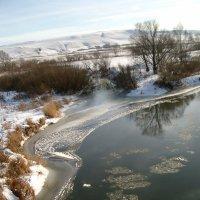 На исходе зимы :: Эля Харрасова