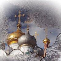 Град Китеж :: Natalia Mihailova