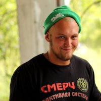 Привет :: Дмитрий Арсеньев
