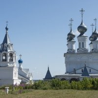 Воскресенский монастырь Муром :: Николай