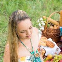 Сладкое время ожидания второй доченьки :: Надежда Баранова