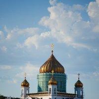 Храм Христа Спасителя :: Анастасия Светлова