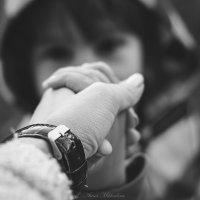 -мама дай руку :: Арина Михайлова