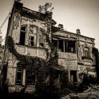 Дом с приведениями :: Андрей Печерский