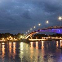 пешеходный мост :: Алена Сухарева