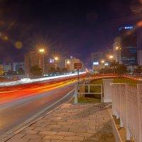 ночные улицы Шарджи :: Владимир Любавин