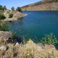 На голубом озере :: Marina Timoveewa