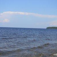 Ладожское озеро. :: Ольга Языкова