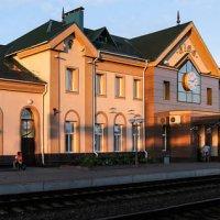 Ж./д. вокзал г. Лида. :: Nonna