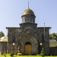 Свято-Вознесенский собор в Алагире :: Николай Николенко