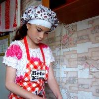 Будущий шеф-повар известного ресторана) :: Лариса Рогова