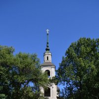 Богоявленская церковь :: Галина Galyazlatotsvet
