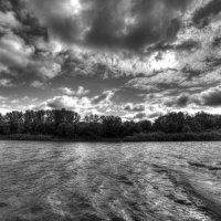 река Агидель (Уфа) :: Константин Вавшко