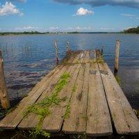 озеро :: Павел Фролов