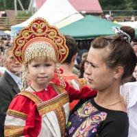 На Спасской ярмарке г.Елабуга :: Сергей Говорков