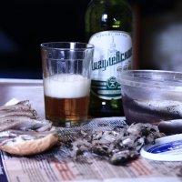 пиво с килькой ... :: alexx Baxpy