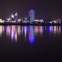 Китай. Вид из Благовещенска через Амур :: Kov66
