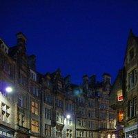 На улицах ночного Эдинбурга :: Николай Фарионов