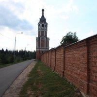 Монастырская стена :: Сергей Михальченко