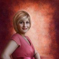 Женский портрет :: Ирина Kачевская