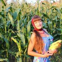 Сладкая кукуруза)) :: Валерия Металличенко(DEAF)