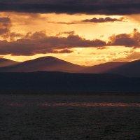 Небо над Байкалом :: Рада Селезнёва