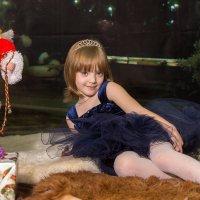 модель Лаурита, 7 лет. Фотограф Виталий Спиридонов :: Кристина Бочкарева (Дроздова)