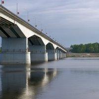 Мост не реке Кама :: Алексей Пономарчук