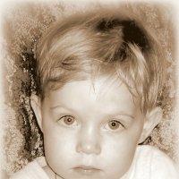 Портрет внука :: Геннадий Храмцов