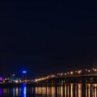 Ночной Днепропетровск :: Василий Шевцов
