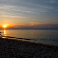 Закат на Азовском море!!! :: Олег Семенцов