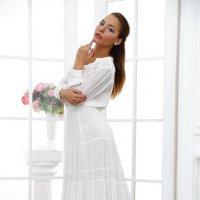 Девушка в белом :: НаталиКа