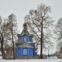 Церковь Параскевы Пятницы в с. Ямново близ Нижнего Новгорода :: Petr Popov