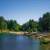 Озеро :: Алексей Бажан