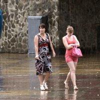 Прогулки в дождь :: Владимир Болдырев