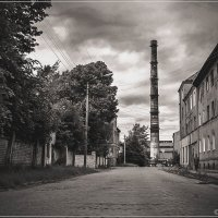 Старая улица старого города... :: Игорь Вишняков
