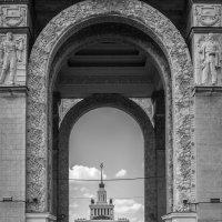 Арка Центрального входа :: Константин Фролов