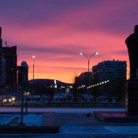 Вспоминая зиму... :: Сергей Анисимов